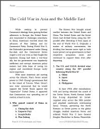 Mao Vs Stalin Venn Diagram The Cold War In Asia And The Middle East Free Printable