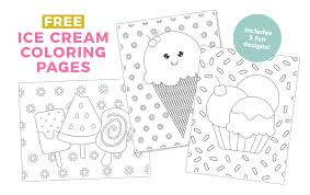 Our ice cream coloring pages in this category are 100% free to print, and we'll never charge you for using, downloading, sending, or sharing them. Ice Cream Coloring Pages Design Eat Repeat