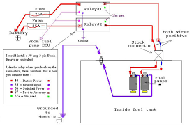 dual fuel pump wiring diagram mods please sticky