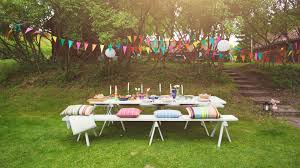 and fun party decorating ideas