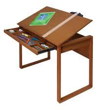 Studio Designs Ponderosa Wood Topped Craft Table