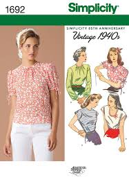 Simplicity Blouse Patterns Simple 48 Great Simplicity Sewing Patterns Ideas That You Can Share With