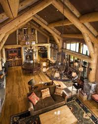 Decorations:Mesmerizing Cabin For Hunting Room With Wood Log Ceiling And  Rustic Furniture Mesmerizing Cabin