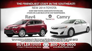 Butler Toyota Corolla March 2014 Commercial - YouTube