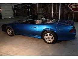 1992 Chevrolet Camaro for Sale | ClassicCars.com | CC-1030048
