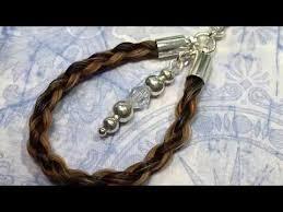custom horse hair jewelry