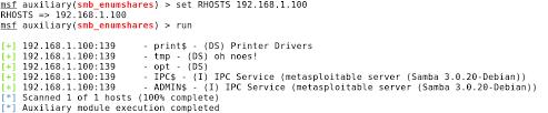 Тест на проникновение с помощью metasploit framework базовое  Поиск СУБД Для поиска СУБД ms sql имеет смысл использовать модуль auxiliary scanner mssql mssql ping так как он позволяет не только обнаружить серверы СУБД