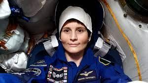 ESA - Samantha Cristoforetti ist startklar