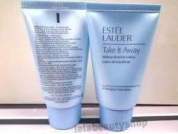 lotion 1 oz makeup remover 3 4 estee lauder take it away