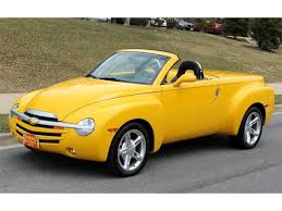 Classic Chevrolet SSR for Sale on ClassicCars.com