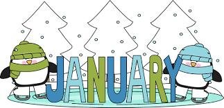 Image result for January clipart