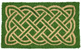 celtic area rugs knot carpets antiques antique green rug splendid