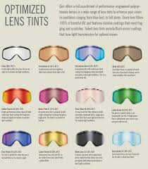 Spy Goggles Lenses Chart The Best Otg Over The Glasses Ski Snowboard Goggles Of
