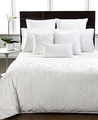 hotel collection modern hexagon white