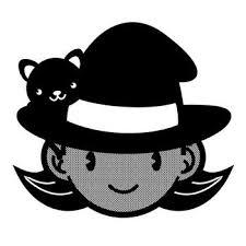 黒猫 フリー素材のイラスト画像集めてみた
