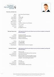 Sample Resume Of Chef Lovely The Most Awesome Resume Template For