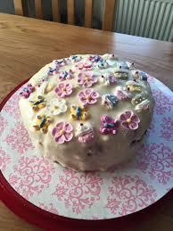 My Very First Home Made Birthday Cake Cakesdecor