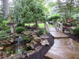 bonsai gardens. building a bonsai garden: an ongoing summer project gardens
