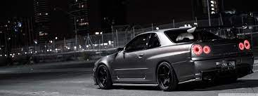 Nissan Skyline Ultra HD Desktop ...