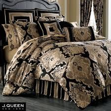 bradshaw black comforter set