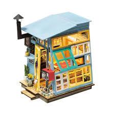 senarai harga miniature dollhouse kit light furniture house decorations ornaments toy miniature doll house kit light furniture diy house terkini di malaysia