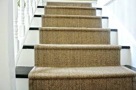 making a rug out of carpet stunning jute rug stair runner does pics of making a