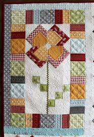 427 best Flower blocks images on Pinterest | Creative, Flower and ... & Judi Madsen quilting swirls, flowers, straight lines (tutorial available) Adamdwight.com