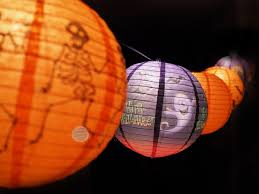 halloween lighting ideas. A Combo Of Our Halloween Inspired Paper Lanterns. Lighting Ideas E