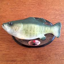 Types Of Bass Fish Chart Animate A Billy Bass Mouth With Any Audio Source 5 Steps