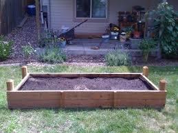 raised vegetable gardens how to make a homemade raised garden