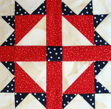 Fourth of July Quilt Block | QUILT BLOCKS | Pinterest | Barn ... & Fourth of July Quilt Block Adamdwight.com