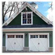 this is an awesome garage love the barn style