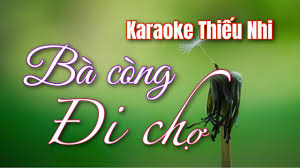 Chú ếch con | Karaoke