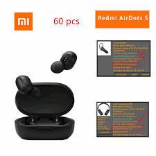 2021 Chính Hãng Xiaomi Redmi Airdots 2 Không Dây Bluetooth Tai Nghe Điện  Thoại Smartphone Tai Nghe Thích Hợp Cho OPPO Nhiều Điện Thoại Thông Minh|Tai  Nghe và Tai Nghe Chụp Tai