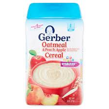 Gerber Baby Solid Food Chart Foodfash Co Stage 1 Litlestuff