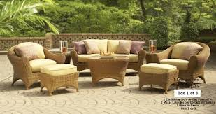 wicker patio furniture cushions replacement
