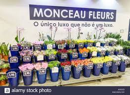 Ingles Floral Lisbon Portugal Sao Sebastiao El Corte Ingles Megastore