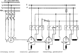 motor starting capacitor wiring diagram wirdig speed adjustment at the direct current motor general wiring diagram