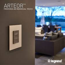Legrand Lighting Automation Arteor Legrand Switches Sockets Interior Design In 2020