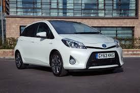 New Toyota Yaris 1.5 Hybrid Icon Tech 5Dr Cvt Hybrid Hatchback ...