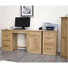 solid oak office desk. Arden Solid Oak Furniture Large Computer Desk Office F