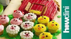 Birthday Cake Ideas How To Make A Barn Birthday Cake And Farm