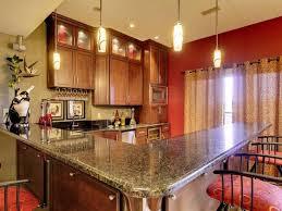 Image Of: L Shaped Island Kitchen Layout Size