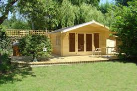 garden hut. If You\u0027re Looking For A Garden Shed, Building, Chalet Or Beach Hut Then Call Fencing \u0026 Landscape Services Of Newbury, Berkshire.