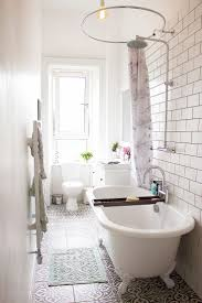 ... Bathtubs For Small Bathrooms Small Freestanding Soaking Tub White  Clawfoot Bathtub With Round ...