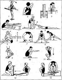 Контрольные упражнения тесты для определения уровня развития  Контрольные упражнения тесты для опенки уровня развития гибкости