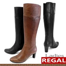 regal boots womens shoes regal f51a genuine leather boots women s knee high boots las
