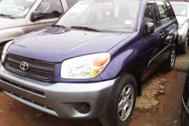 First Grade Tokunbo Toyota Rav4 2005 Model 4WD For Sale a | BUY ...