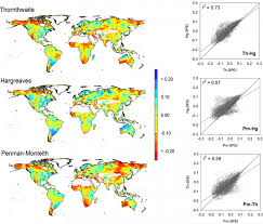 Evaporation Potential Chart Standardized Precipitation Evapotranspiration Index Spei
