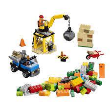 Đồ chơi Lego Juniors 10667 - Công trình xây dựng